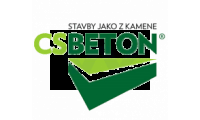CS-BETON logo || WOODCOTE